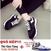 Giày thể thao nữ Hàn Quốc - TT001D