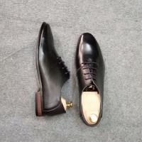 Giày nam công sở Oxford da bò D06