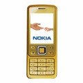 Điện Thoại Nokiaa 6300 Gold