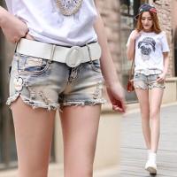 Quần jean ngắn nữ cao cấp