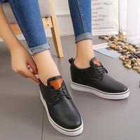 Giày bánh mì nữ cá tính BM059D