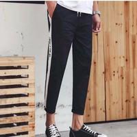 quần tuxedo kaki cá tính Mã: ND1005 - ĐEN