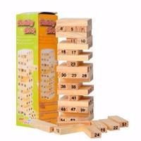 Bộ trò chơi rút gỗ thông minh