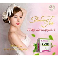 Cốt Trà Thảo Mộc Giảm Cân Slimming Tea - Liệu trình 28 ngày