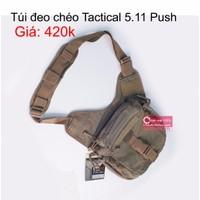 Túi đeo chéo 5.11 Tactical Push màu vàng