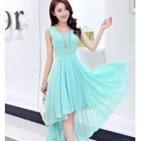 Đầm xòe đuôi cá - váy xòe đẹp