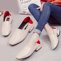 Giày Oxford nữ cá tính - G034