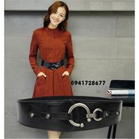 Dây thắt lưng dây nịt nữ thiết kế móc câu-VSNTL0020