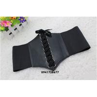 Thắt lưng dây nịt nữ bản rộng ôm trọn vòng eo-VSNTL0019