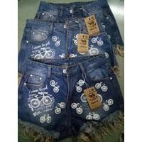 short jeans kiểu