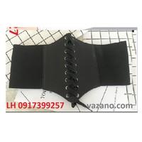 Thắt lưng Dây nịt nữ bản rộng 12 phân thời trang Hàn Quốc L12TL117