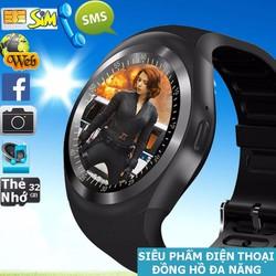 Đồng hồ thông minh Nhật Siêu Phẩm Nghe Gọi Giải Trí Đa Năng Fuji KW01