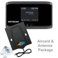 Bộ phát Wifi 4G Netgear 760S Tặng kèm Sim 4G Viettel 90GB