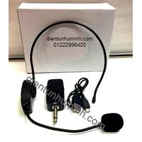 Bộ Micro không dây đeo tai UHF 996