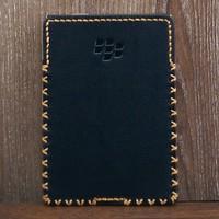Bao Da Blackberry Passport Hộp Màu Đen