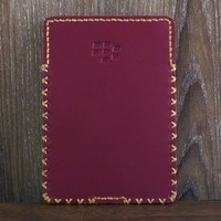 Bao Da Blackberry Passport Hộp Màu Đỏ