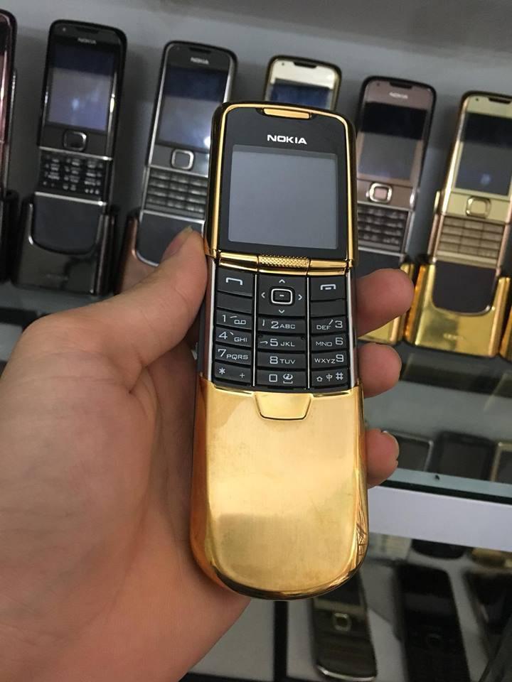 Điện Thoại Nokia 8800 Anakin Gold chính hãng fullbox giá rẻ