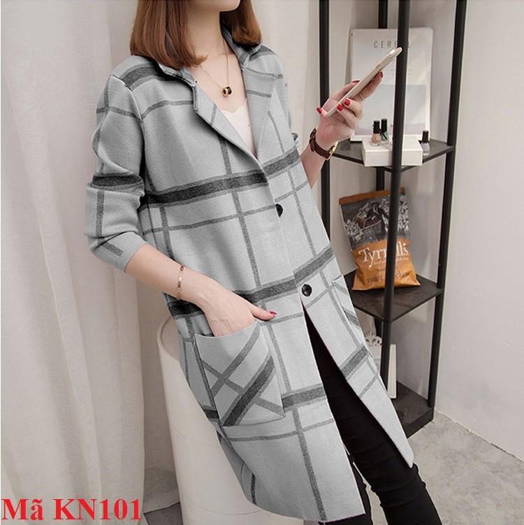 Áo khoác cardigan khoác nhẹ nữ kn101