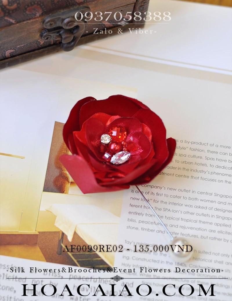 Hoa cài áo af0099re02