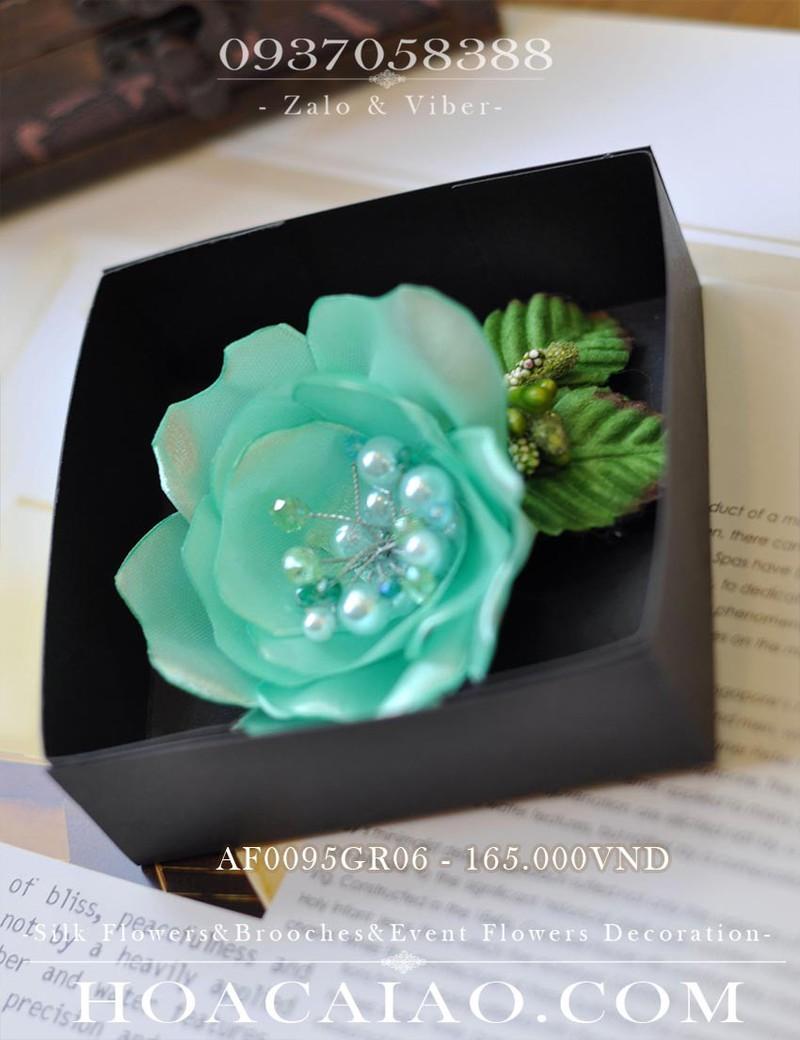 Hoa cài áo af0095gr06