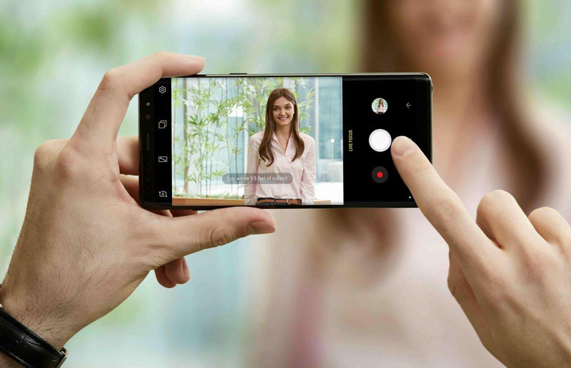 Màn hình điện thoại Samsung Galaxy Note 9
