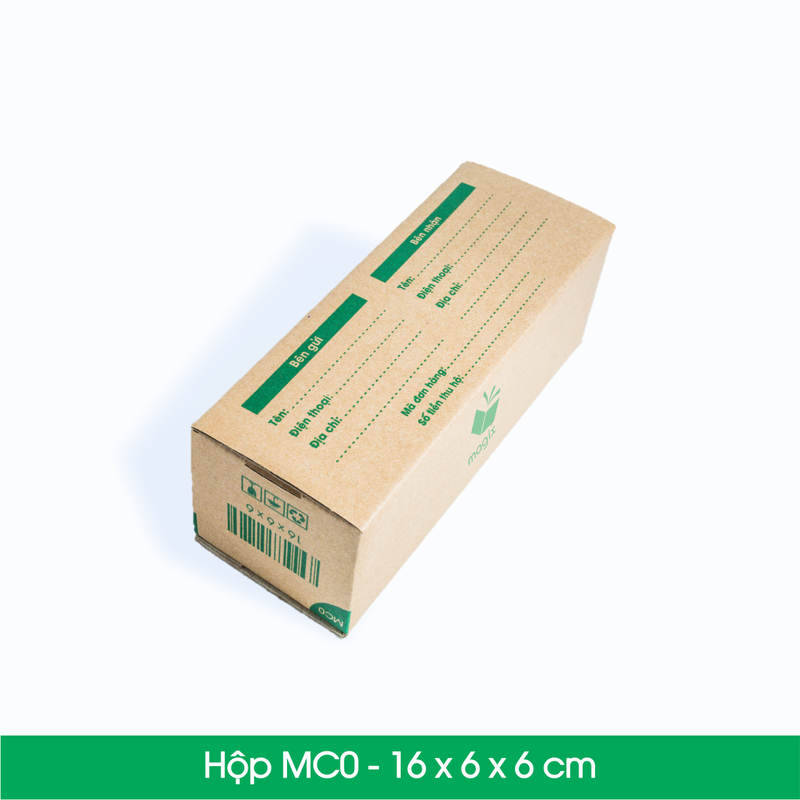 Một mẫu hộp giấy carton của Magix