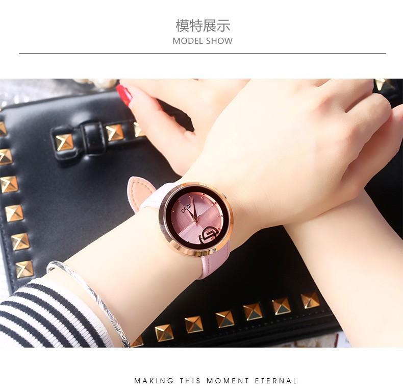 Đồng hồ CEDI tặng kèm vòng tay tì hưu