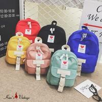 Balo Mini Hàn Quốc Girls Girls Màu Ngẫu Nhiên