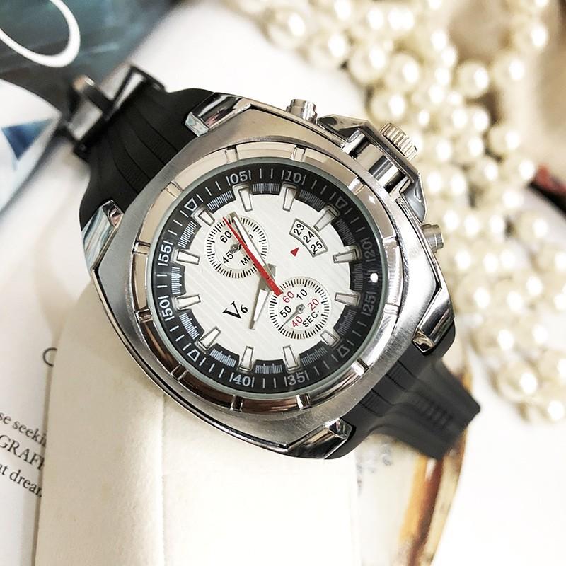 Đồng hồ nam thể thao V6