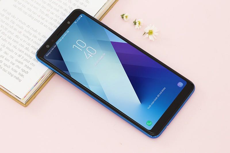Camera sau điện thoại Samsung Galaxy A7 2018 128GB