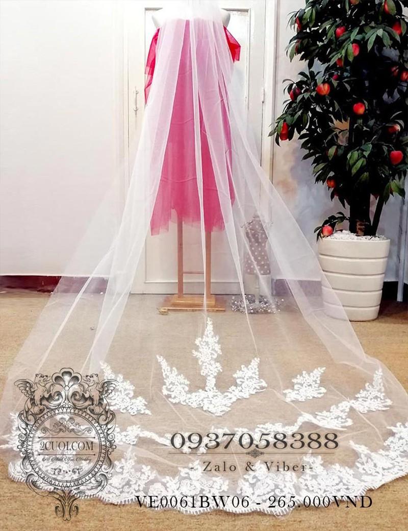 Lúp cô dâu ve0061bw06