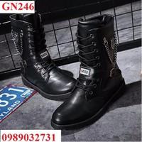 Giày bốt nam  chuẩn Hàn - GN246