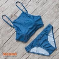 Bikini yếm thời trang thể thao Sicogo 2018