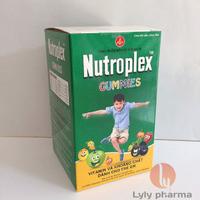 Nutroplex Gummies - Kẹo dẻo bổ sung vitamin cho trẻ em