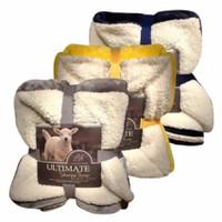 Chăn lông cừu cho mùa đông ấm áp
