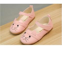 Giày bé gái hình mèo ngộ nghĩnh