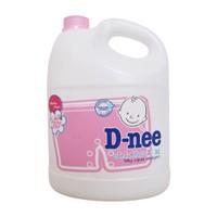 Nước Giặt Xả D-nee - Hồng - 3000ml - Thái Lan