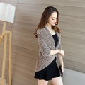 Áo khoác len nữ thời trang - AV044