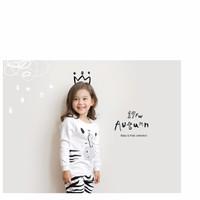 Bộ quần áo ngựa vằn cho bé