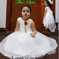 Đầm công chúa đuôi tôm