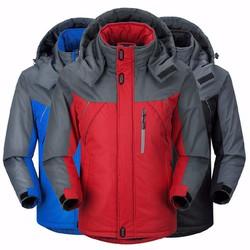 Áo khoác nam Outdoor lót lông TIT385