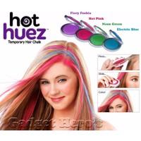 Bộ hộp phấn nhuộm tóc Hot huez - gồm 4 màu