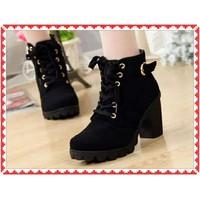 Giày bốt nữ cao cấp - hàng loại 1