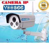 Camera Yoosee Ngoài trời A6B có Mic + Thẻ nhớ 16G Hãng