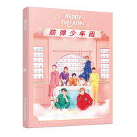 Photobook bts - MUTER BTS 2018 - memory clouds và happy ever after