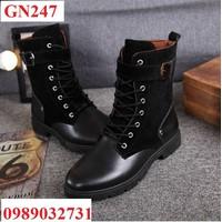 Giày bốt nam - GN247