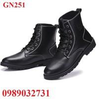 Giày bốt nam -GN251