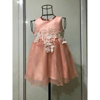 Váy công chúa màu hồng cho bé từ 7 đến 15kg