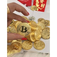 Đồng Bitcoin - combo 3 đồng
