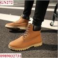 HÀNG NHẬP - Giày bốt nam cao cấp - GN272